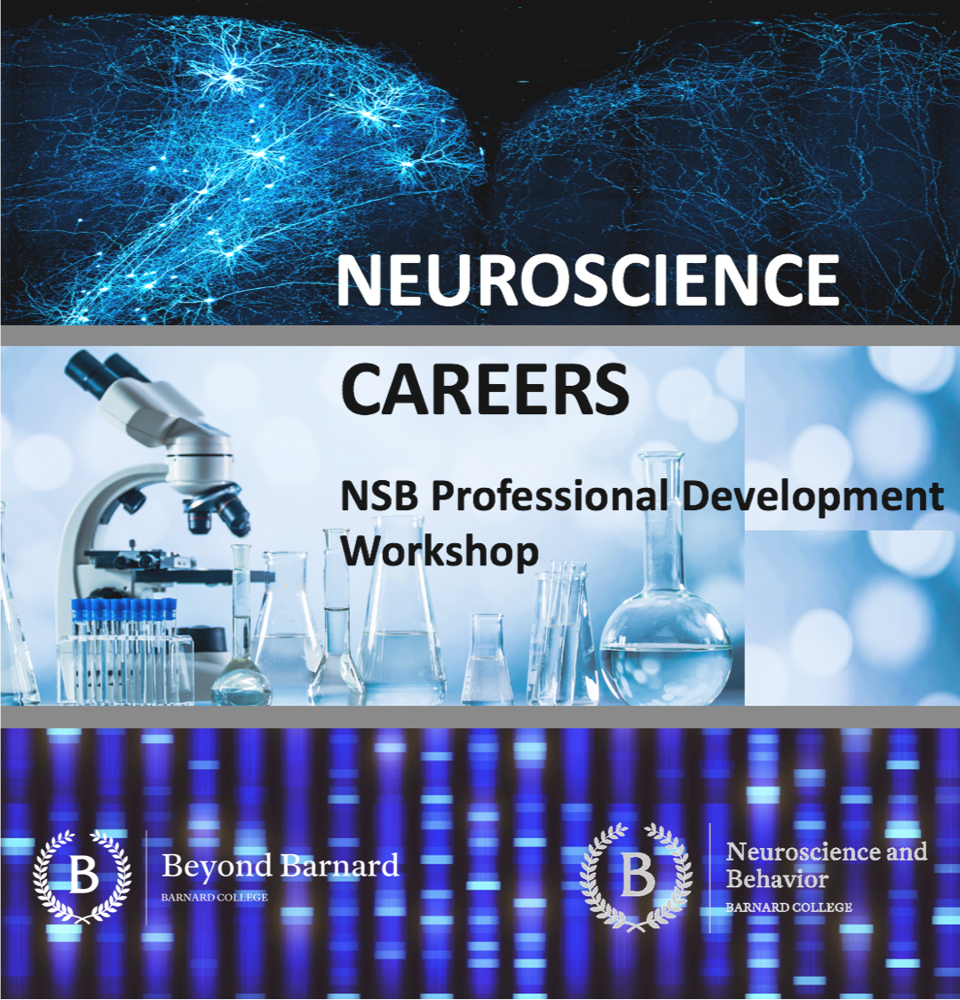 Flyer for Neuroscience Careers